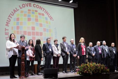 El Tercer Encuentro Global Del Foro Cristiano GCF Grupo De Liderazgo Alto Nivel Mas Diverso Mundo En Cristianismo Mundial